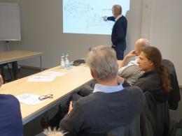 Photo of Speaker Prof. Klaus Schulz (GDDH, 26.04.16)