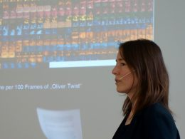 Photo of Speaker Adelheid Heftberger (GDDH, 13.06.16)