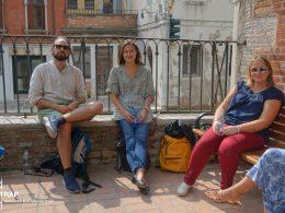Photo of TRACER tutorial, Venezia, 6-7.09.2016