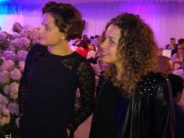 Photo of Greta and Chiara di Pietro.