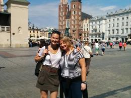 Photo of Emily and Eleonora Litta Modignani Picozzi.