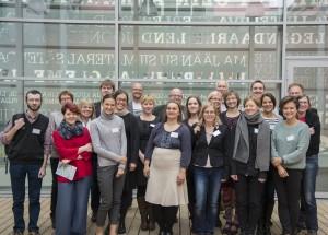 Digitaalhumanitaaria konverents 19-21.10.15, © Eesti Rahvaluule Arhiiv